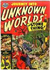 Cover for Journey into Unknown Worlds (Marvel, 1951 series) #8