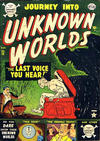 Cover for Journey into Unknown Worlds (Marvel, 1951 series) #12