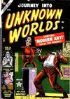 Cover for Journey into Unknown Worlds (Marvel, 1951 series) #21