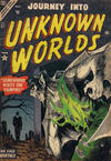 Cover for Journey into Unknown Worlds (Marvel, 1951 series) #27
