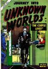 Cover for Journey into Unknown Worlds (Marvel, 1951 series) #28