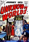 Cover for Journey into Unknown Worlds (Marvel, 1951 series) #35