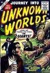 Cover for Journey into Unknown Worlds (Marvel, 1951 series) #36