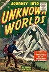 Cover for Journey into Unknown Worlds (Marvel, 1951 series) #40