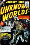 Cover for Journey into Unknown Worlds (Marvel, 1951 series) #42