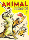 Cover for Animal Comics (Dell, 1942 series) #1
