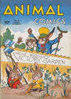 Cover for Animal Comics (Dell, 1942 series) #4