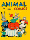Cover for Animal Comics (Dell, 1942 series) #5