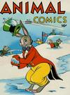 Cover for Animal Comics (Dell, 1942 series) #6