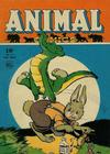 Cover for Animal Comics (Dell, 1942 series) #13