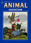 Cover for Animal Comics (Dell, 1942 series) #18
