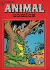 Cover for Animal Comics (Dell, 1942 series) #19