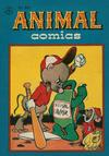Cover for Animal Comics (Dell, 1942 series) #23