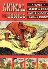 Cover for Animal Comics (Dell, 1942 series) #29