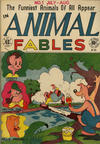 Cover for Animal Fables (EC, 1946 series) #1