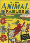 Cover for Animal Fables (EC, 1946 series) #2