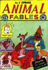 Cover for Animal Fables (EC, 1946 series) #3