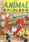 Cover for Animal Fables (EC, 1946 series) #5