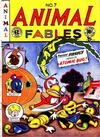 Cover for Animal Fables (EC, 1946 series) #7