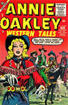 Cover for Annie Oakley (Marvel, 1955 series) #8