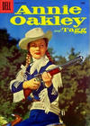 Cover for Annie Oakley and Tagg (Dell, 1955 series) #6