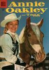Cover for Annie Oakley & Tagg (Dell, 1955 series) #9