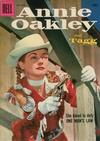 Cover for Annie Oakley & Tagg (Dell, 1955 series) #12