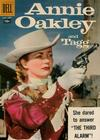 Cover for Annie Oakley and Tagg (Dell, 1955 series) #16