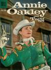 Cover for Annie Oakley and Tagg (Dell, 1955 series) #18
