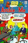 Cover for Archie and Me (Archie, 1964 series) #14