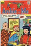 Cover for Archie and Me (Archie, 1964 series) #27