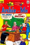 Cover for Archie and Me (Archie, 1964 series) #29