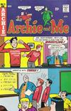 Cover for Archie and Me (Archie, 1964 series) #71