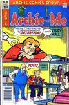 Cover for Archie and Me (Archie, 1964 series) #108