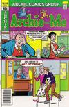 Cover for Archie and Me (Archie, 1964 series) #109