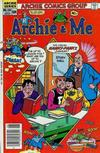 Cover for Archie and Me (Archie, 1964 series) #134