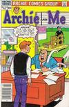 Cover for Archie and Me (Archie, 1964 series) #155
