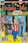 Cover for Archie and Me (Archie, 1964 series) #158