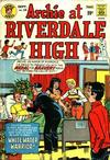 Cover for Archie at Riverdale High (Archie, 1972 series) #10