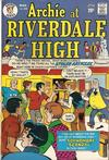 Cover for Archie at Riverdale High (Archie, 1972 series) #14