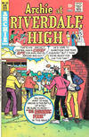 Cover for Archie at Riverdale High (Archie, 1972 series) #32