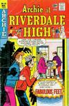 Cover for Archie at Riverdale High (Archie, 1972 series) #34