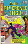Cover for Archie at Riverdale High (Archie, 1972 series) #39