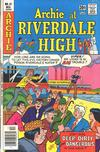Cover for Archie at Riverdale High (Archie, 1972 series) #41