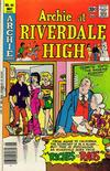 Cover for Archie at Riverdale High (Archie, 1972 series) #44