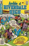 Cover for Archie at Riverdale High (Archie, 1972 series) #51