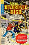Cover for Archie at Riverdale High (Archie, 1972 series) #52