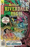 Cover for Archie at Riverdale High (Archie, 1972 series) #58