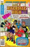 Cover for Archie at Riverdale High (Archie, 1972 series) #60
