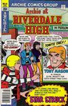 Cover for Archie at Riverdale High (Archie, 1972 series) #61